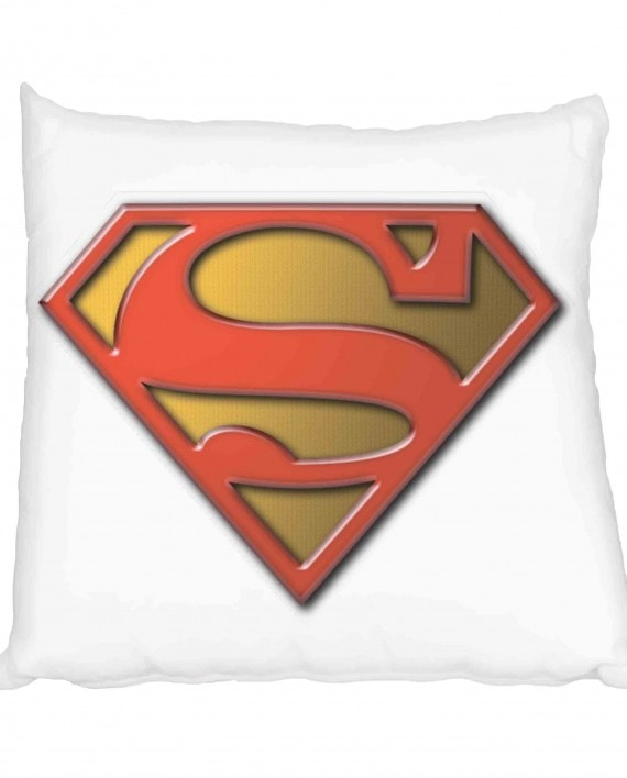 Traditional Superman Logo Scatter