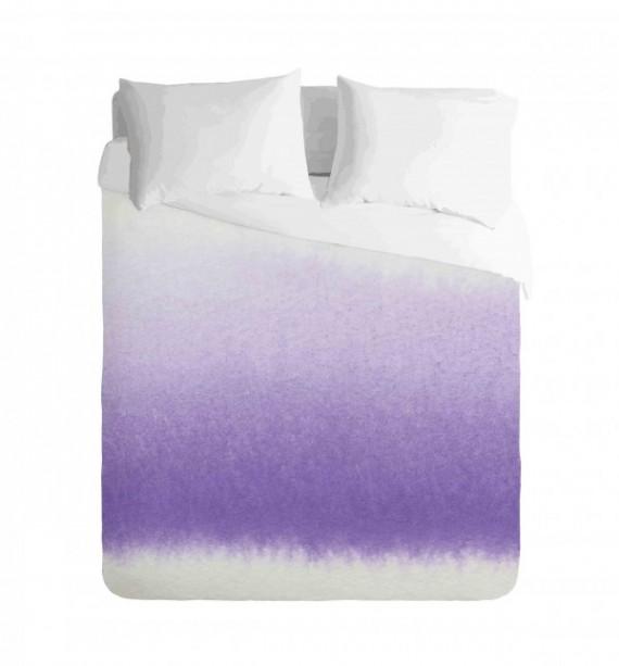 Ombre Purple watercolour Duvet