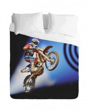 Graphic Motocross Duvet
