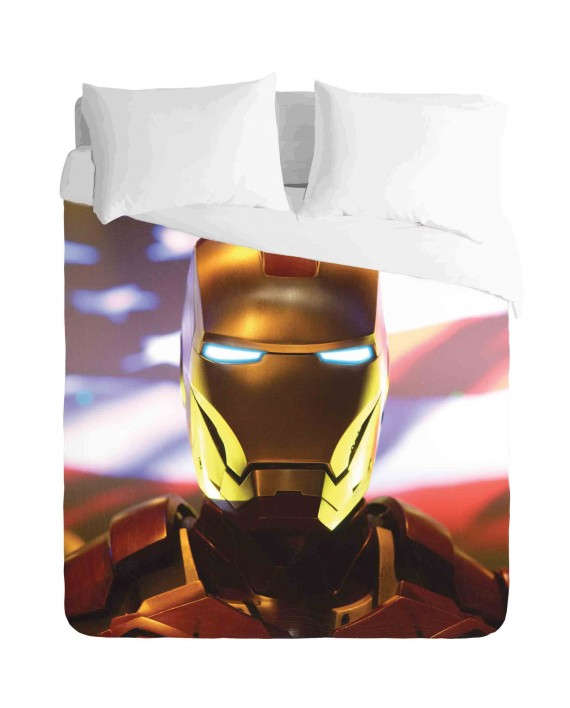 Iron man Duvet Cover Set