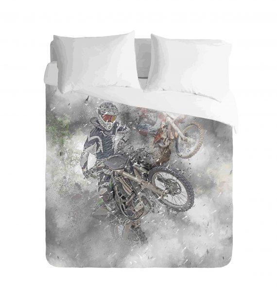 Motocross Dirt bike Duvet