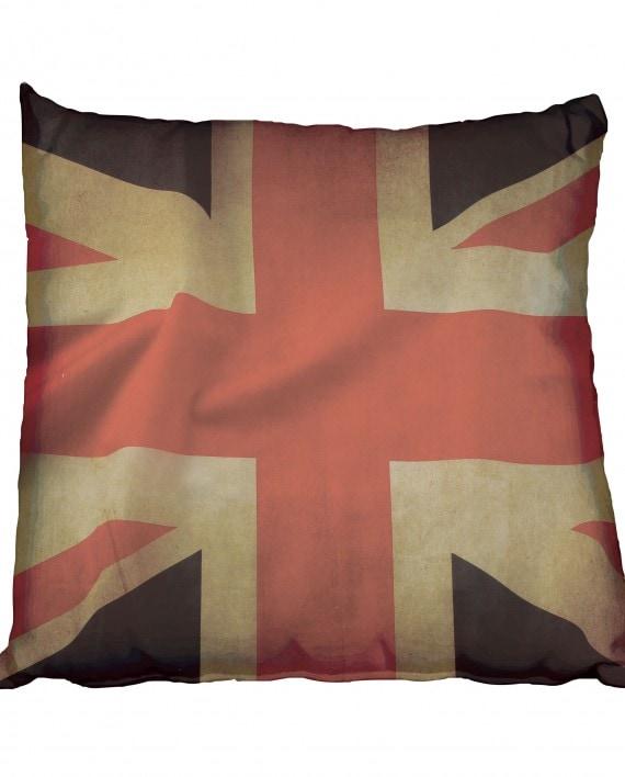 Grunge Uk Flag Scatter Cushion Imaginate Decor